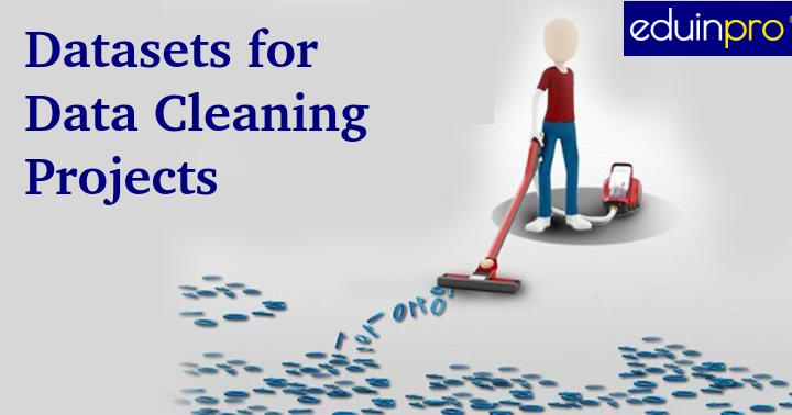 Datasets for Data Cleaning Projects | EduInPro